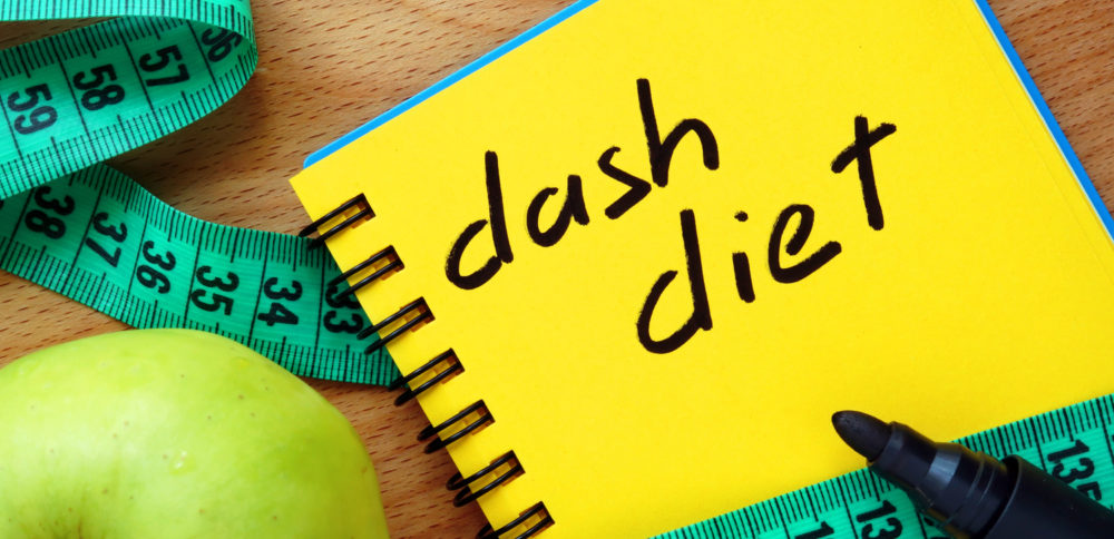 The DASH diet for heart health