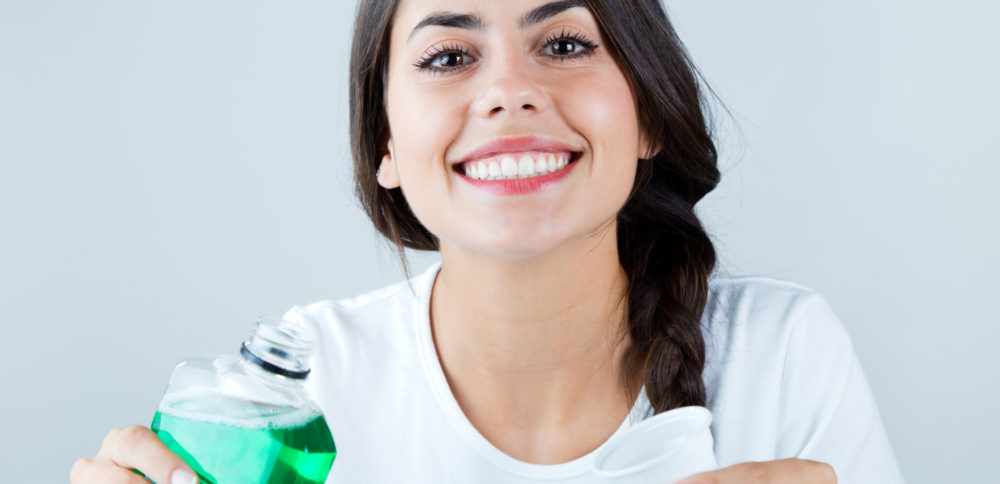 The important of mouthwash in oral care