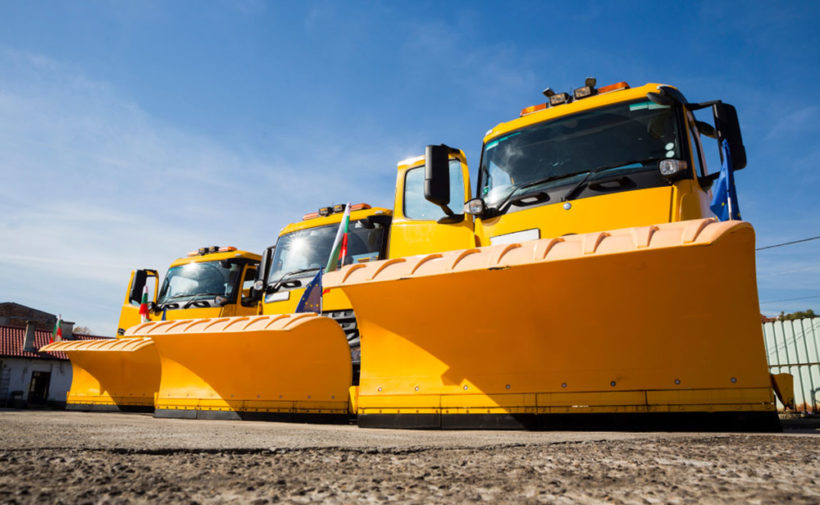 Handy tips on maintaining snow plows