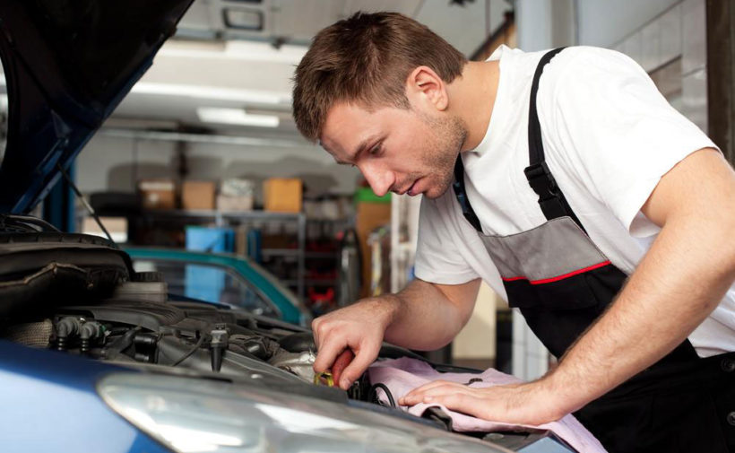Your handy checklist for car maintenance